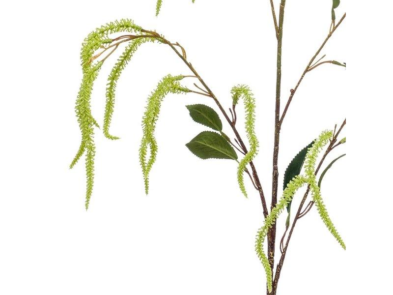 Kunstbloem Amarant groen 100 cm