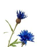 Kunstbloem Centaurie blauw 60 cm