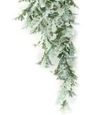 Kunst hangplant Askruid 75 cm