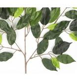 Kunstblad Ficus Folia Brandvertragend 50 cm