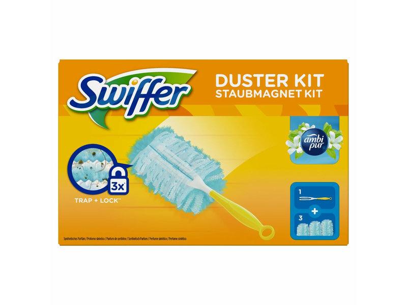 Schoonmaak Swiffer Duster Startset 1+3