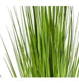 Kunst grasplant Cyperus haspan 75 cm groen