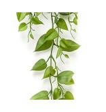 Kunst hangplant Philodendron 90 cm