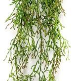 Kunst hangplant Rhipsalis 90 cm