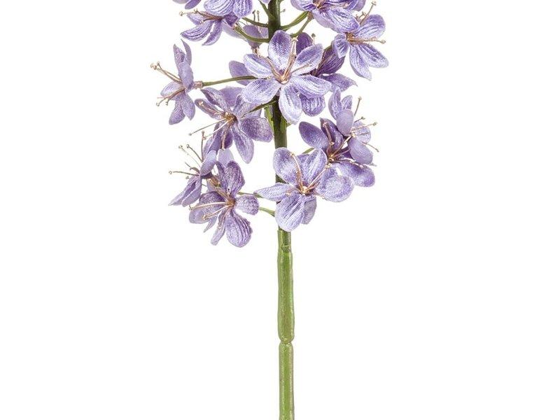 Kunstbloem Eremurus 105 cm lila