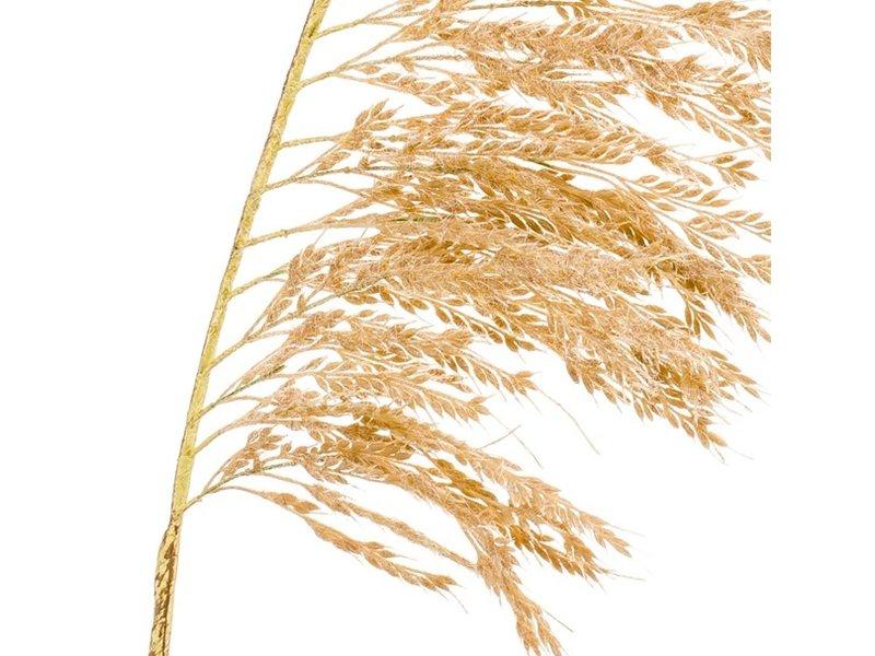 Kunsttak Pampasgras 125 cm beige
