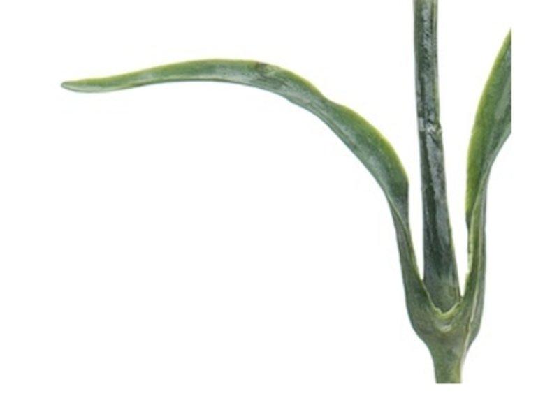 Kunstbloem Anjer 67 cm paars