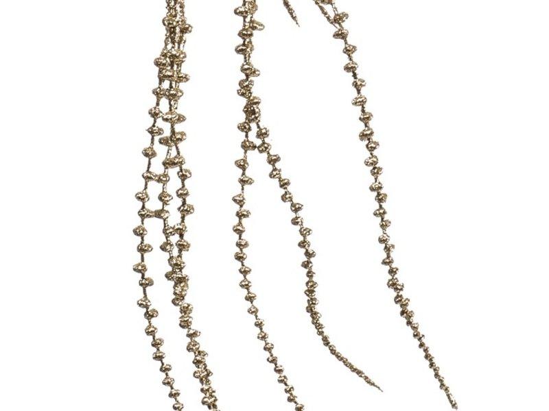 Kunst hangplant Pearl 72 cm