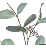 Kunsttak Eucalyptus 73 cm grijs