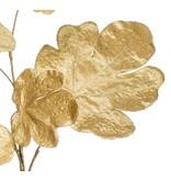 Kunsttak Vijgenboom 65 cm goud