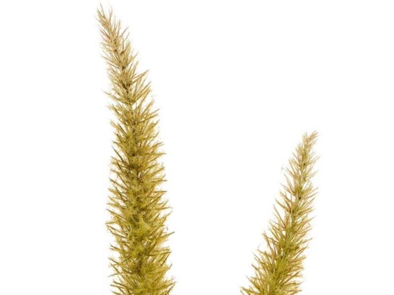 Kunst Lampepoetsersgras 93 cm groen
