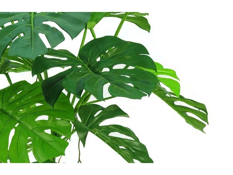 Kunstplant Monstera op stam 145 cm