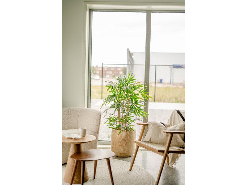 Kunstplant Bamboe 120 cm