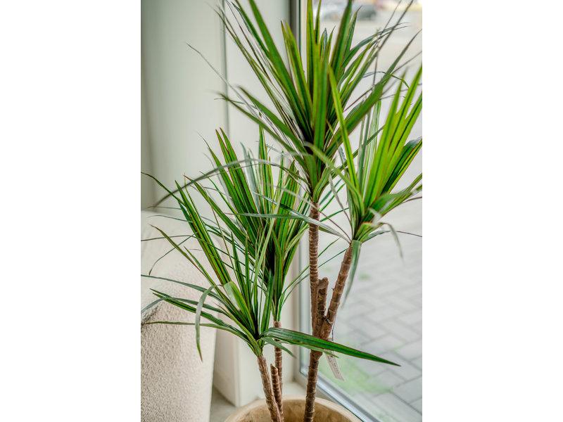 Kunstplant Dracaena 120 cm.