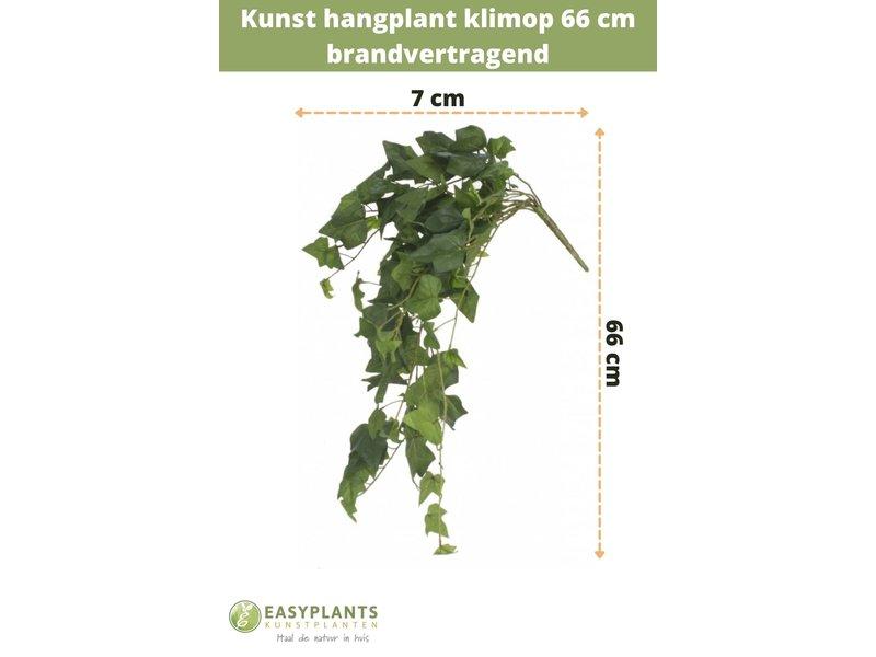 Kunst Klimop Hangplant 65cm