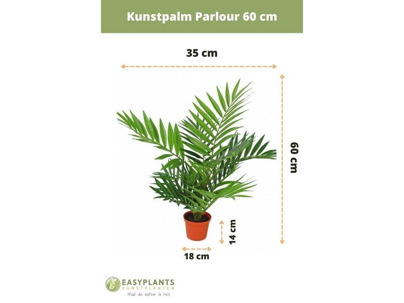Kunstpalm Parlour 60 cm