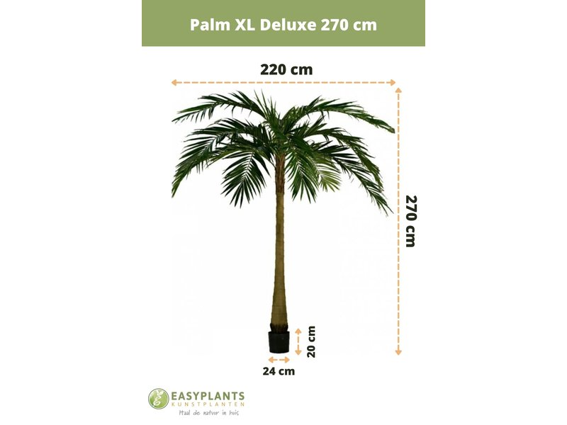 Palm XL Deluxe 270 cm