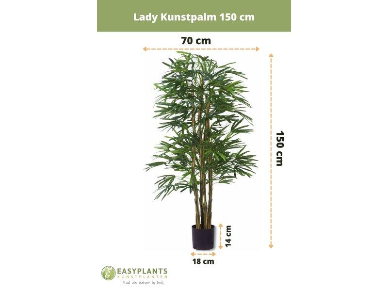 Lady Kunstpalm 150 cm
