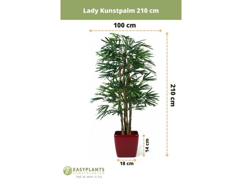 Lady Kunstpalm 210 cm