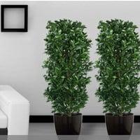 Kunstplanten in het interieur (voordelen en tips)