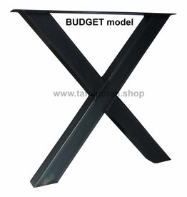 Tafelpoten.shop Stalen tafelpoot X budget