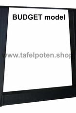Tafelpoten.shop Onbehandelde Trapezium tafelpoot