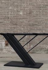 Nordstahl Stalen tafelonderstel Harp tafelpoot  Nordstahl