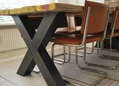 Industriële tafelpoten