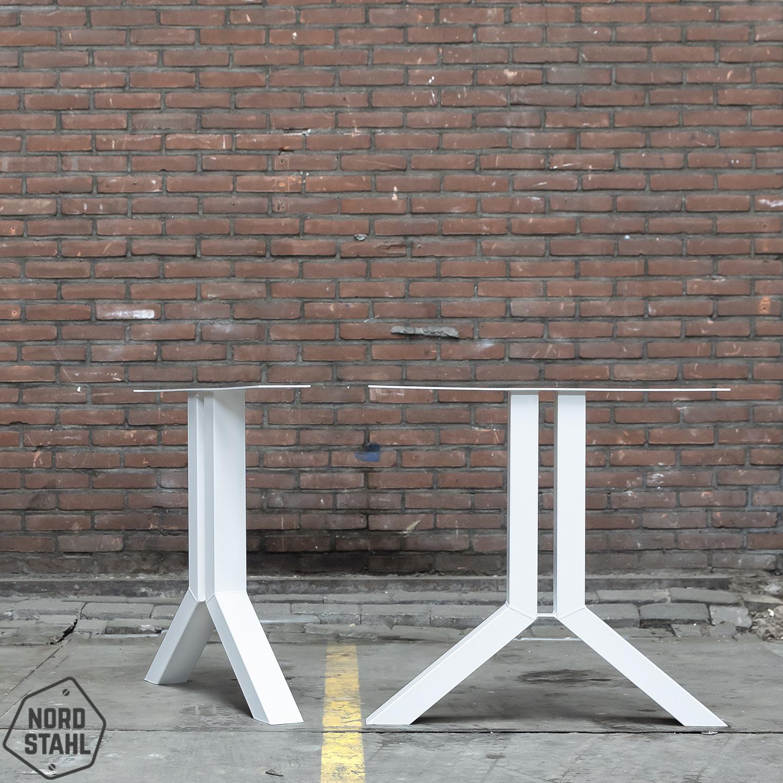 Nordstahl Witte Split tafelpoot