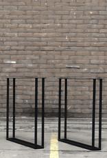 Nordstahl Stalen Twin tafelpoten Model U