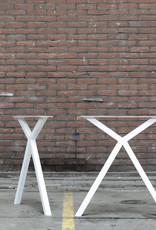 Nordstahl Witte Scissor tafelpoot