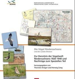 Vogelw. Nds. 1920-1940 + Nachträge Spezieller Teil (1.2)