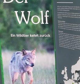 Ausstellung: Der Wolf. Ein Wildtier kehrt zurück.