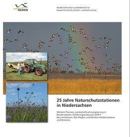 25 Jahre Naturschutzstatio- nen in Niedersachsen (2/19)
