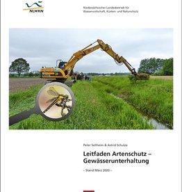 Leitfaden Artenschutz – Gewässerunterh. (1/20)