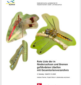 Rote Liste Libellen (1/21)