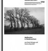WALLHECKEN IN NIEDERSACHSEN (5/92)