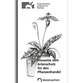 HINWEISE ARTENSCHUTZ PFLANZENHANDEL