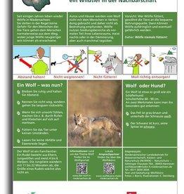 DER WOLF – EIN WILDTIER IN DER NACHBARSCHAFT