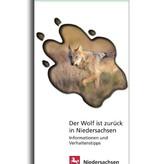 DER WOLF IST ZURÜCK IN NIEDERSACHSEN