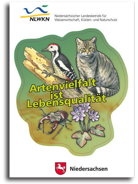 ARTENVIELFALT IST LEBENSQUALITÄT (MOTIV A: WALD)