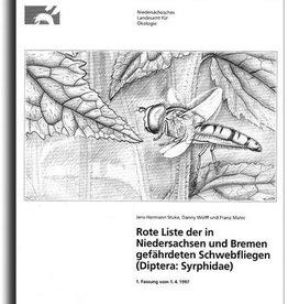 ROTE LISTE SCHWEB- FLIEGEN NDS./HB (1/98)