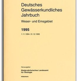 DGJ WESER-EMSGEBIET 1995