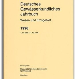 DGJ WESER-EMSGEBIET 1996