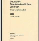 DEUTSCHES GEWÄSSERKUNDLICHES JAHRBUCH WESER-EMSGEBIET 1999
