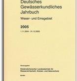 DEUTSCHES GEWÄSSERKUNDLICHES JAHRBUCH WESER- UND EMSGEBIET 2005