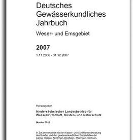 DGJ WESER-EMSGEBIET 2007