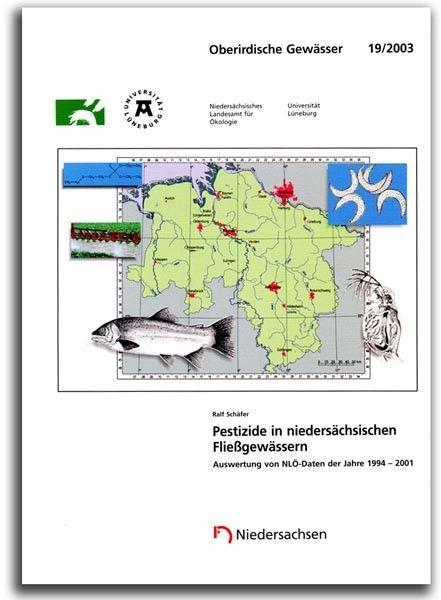 PESTIZIDE IN NIEDERSÄCHSISCHEN FLIEßGEWÄSSERN (OG 19)