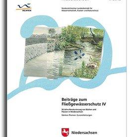 BEITRÄGE ZUM FLIEßGE- WÄSSERSCHUTZ IV (1/13)