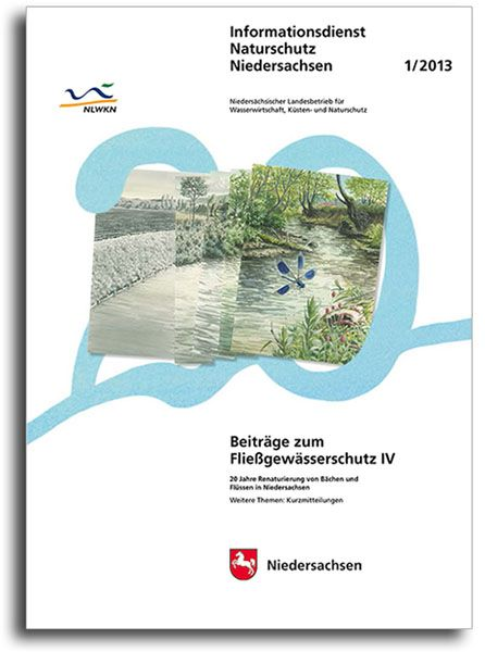 BEITRÄGE ZUM FLIEßGEWÄSSERSCHUTZ IV (1/13)